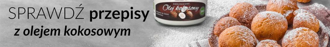 Przepisy z olejem kokosowym
