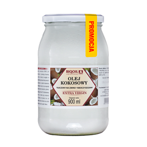 Olej kokosowy 900 ml PROMOCJA