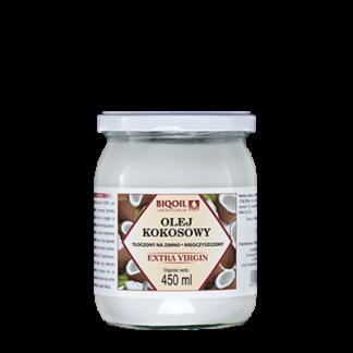 Olej kokosowy 450 ml