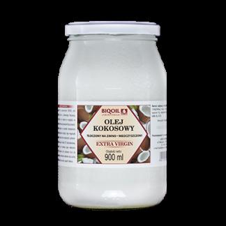 Olej kokosowy 900 ml