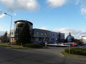 Siedziba firmy Laboratorium Biooil