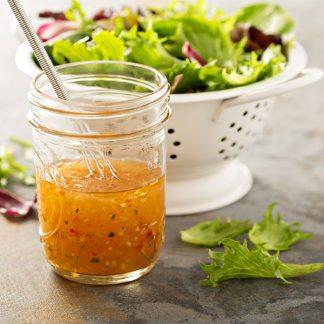 Sos do sałatek warzywnych