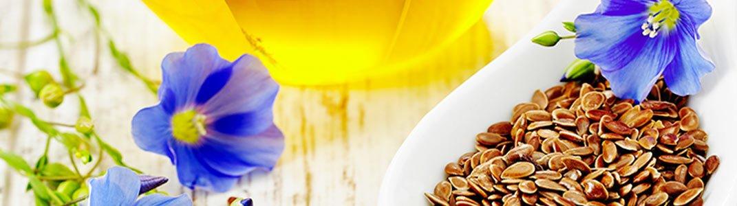 Olej lniany nie tylko w kuchni