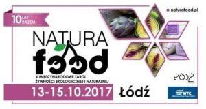 Targi Natura Food w Łodzi - zapraszamy