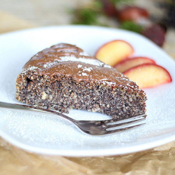 Ciasto makowo-kakaowe