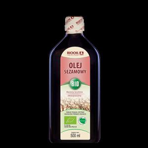 Olej sezamowy BIO 500 ml