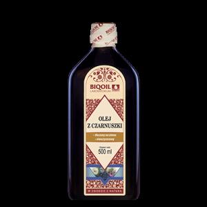 Olej z czarnuszki 500 ml