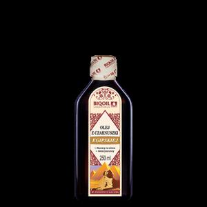 Olej z czarnuszki egipskiej 250 ml