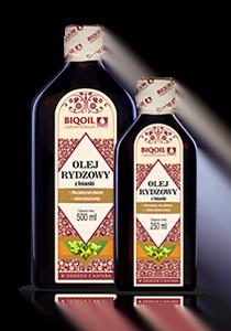 Olej rydzowy