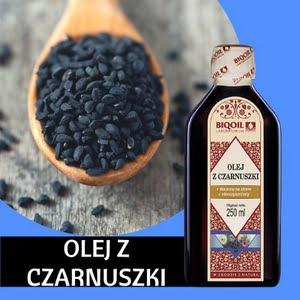Podnieś odporność na jesień: olej z czarnuszki
