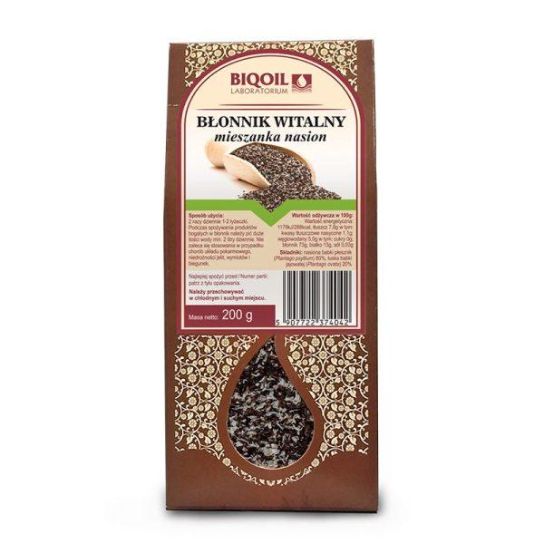 Błonnik witalny – mieszanka nasion 200 g