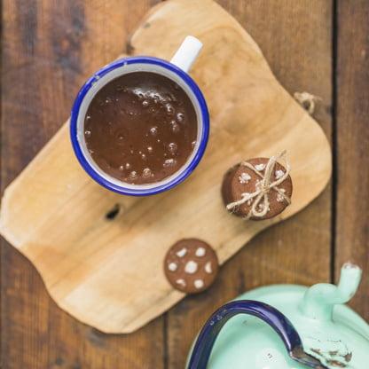 Domowy napój czekoladowy