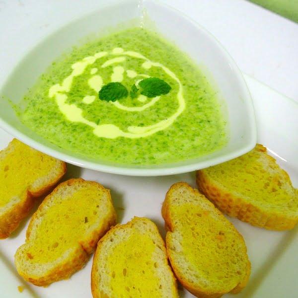 Zupa bazyliowa
