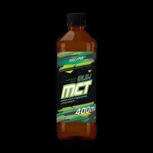 Olej MCT 400 ml o smaku bazylii