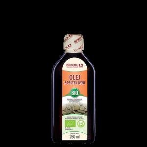 Olej z pestek dyni BIO 250 ml