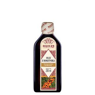 Olej z owoców rokitnika 250 ml