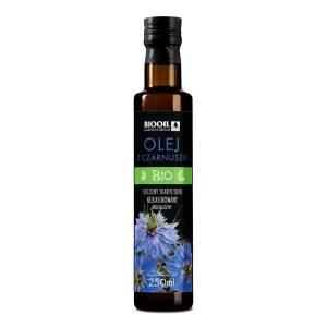Olej z czarnuszki BIO 250 ml