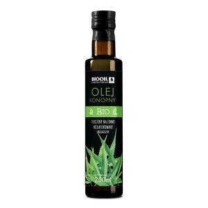 Olej konopny BIO 250 ml