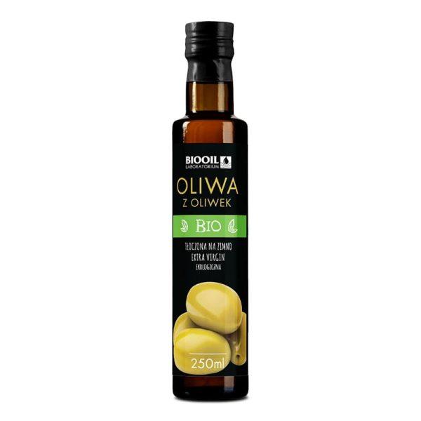 Oliwa z oliwek BIO 250 ml seria BLACK