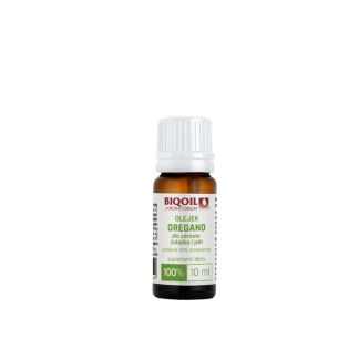 Olejek oregano 100% 10 ml