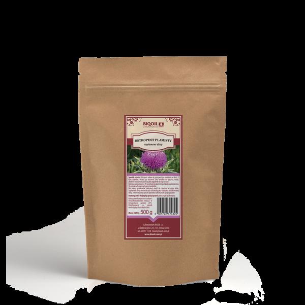 Ostropest plamisty nasiona 500 g